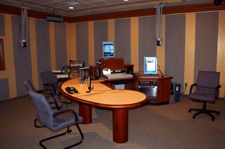 Designcraft Broadcast Furniture