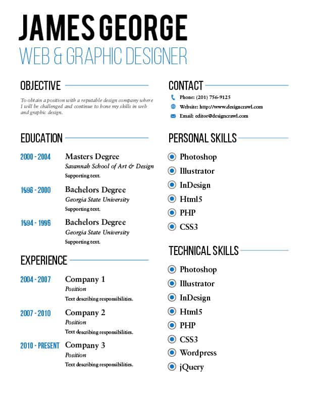 free resume templates 2014 resume cv format latest sample resume