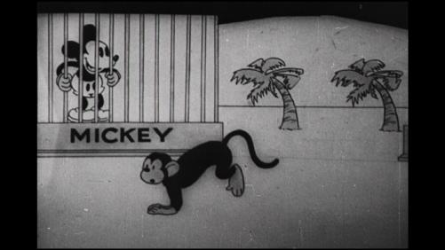 Animação - Macaco Feio Macaco Bonito (1929)
