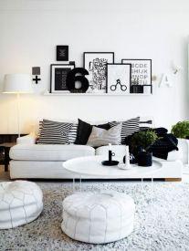 Black & White Decor 10