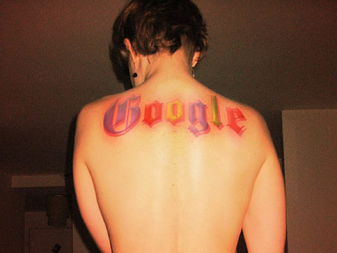 tatoo google