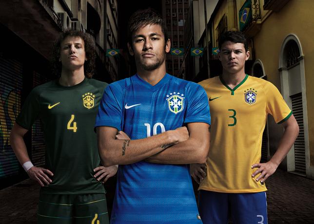 Uniformes Seleção Brasileira