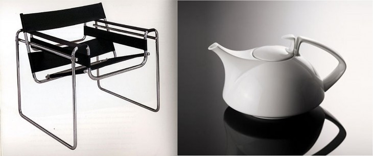 Alguém diria que estes produtos foram desenvolvidos no século passado, ou nos lembra algo pós moderno?