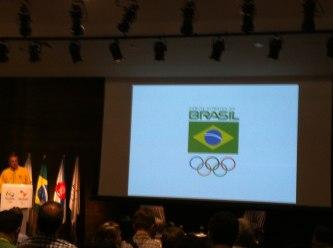 Marcus Vinicius, superintendente executivo de esportes do COL