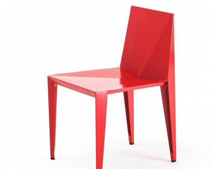 Bend Chair, de Vicenzo Vinci.