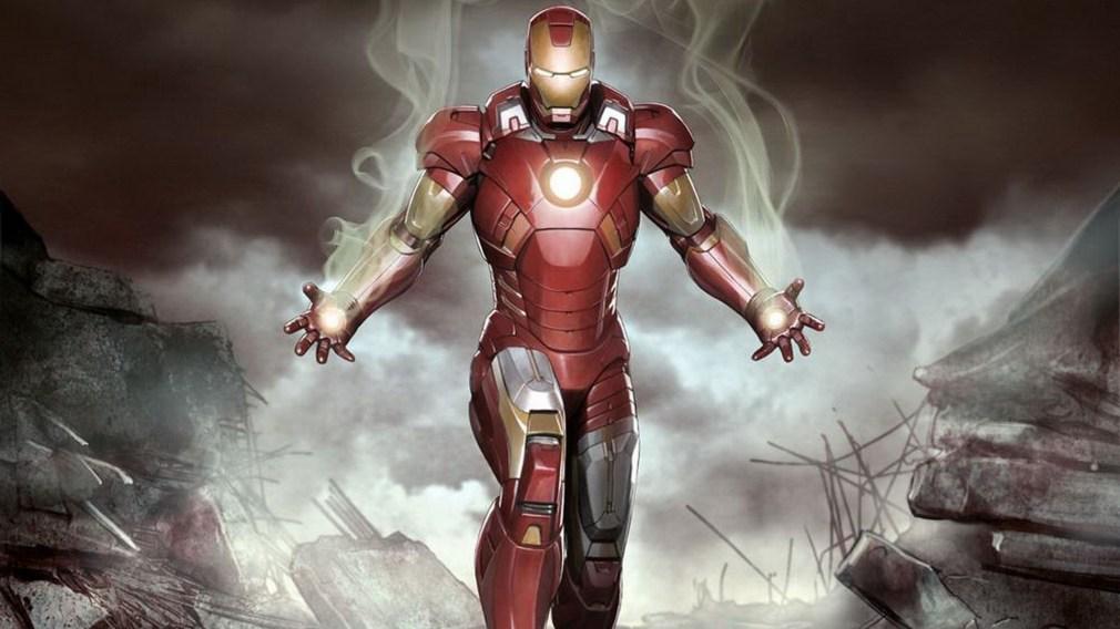 Homem-de-Ferro