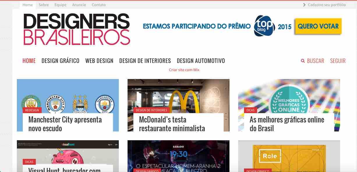 Amazing Home Do Blog Designers Brasileiros With Sites De Design De  Interiores