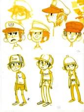 dipper doodles