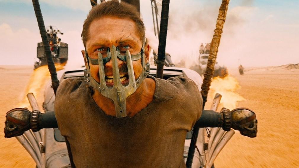 Mad Max teve o maior número de vitórias