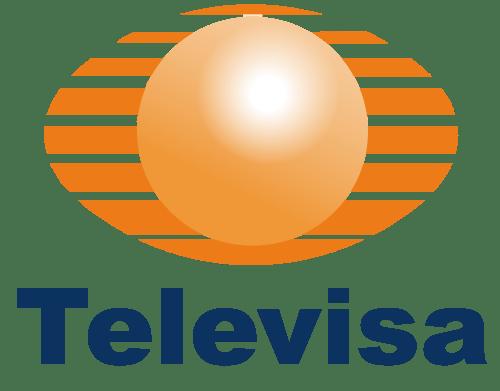 Logomarca Televisa 2001-2015