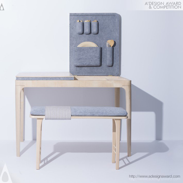 Lilla Table, por Jessica Herrera