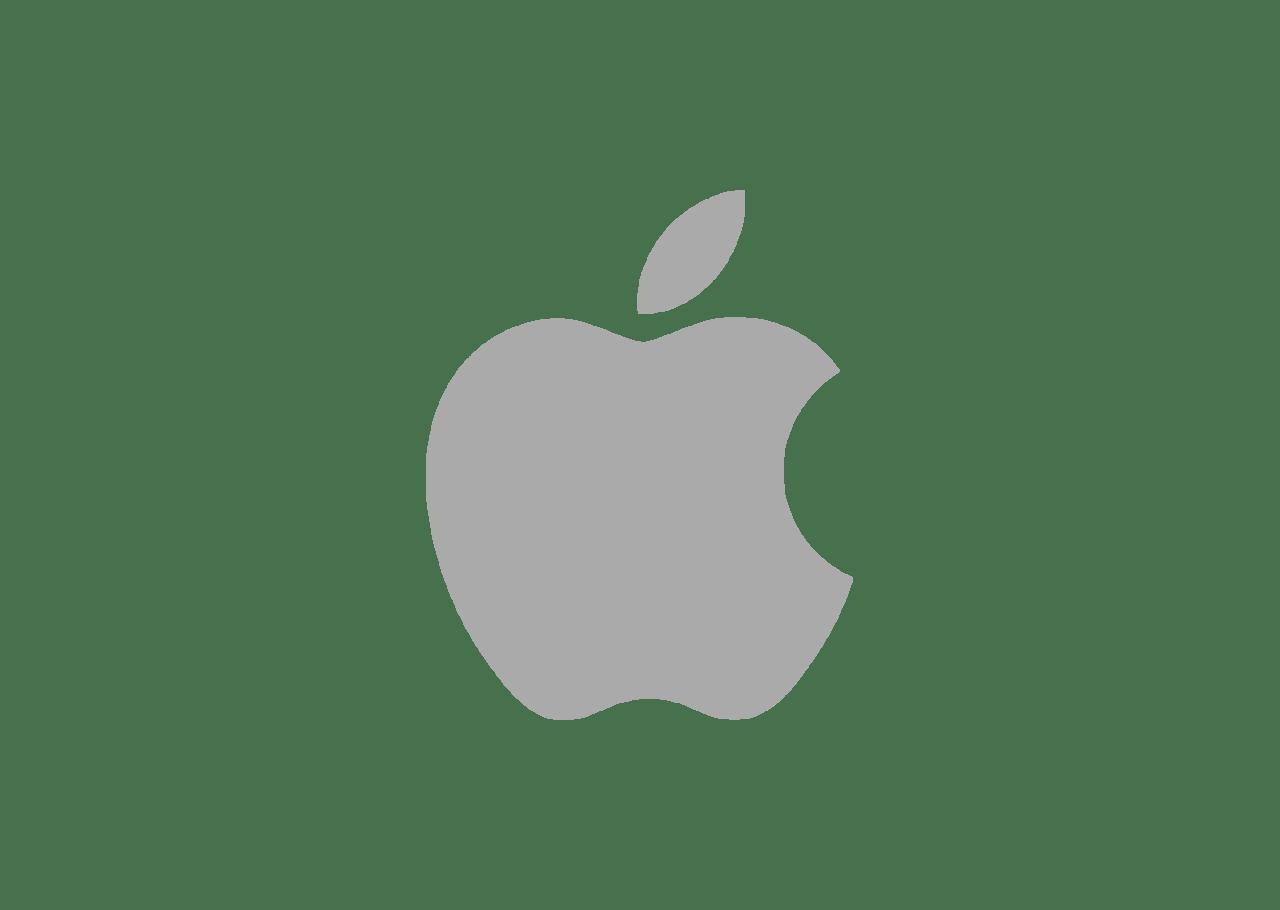Apple-logo-grey