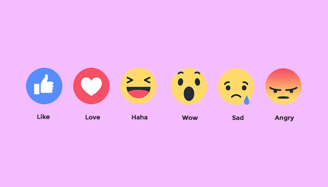facebook-reactions-emoticons Fonte - webintegrations.co.uk