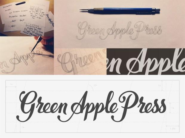 green-apple-press