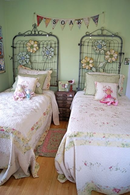 Headboard Ideas for Girls Rooms   Design Dazzle Headboard Ideas for Girls Room  Fabulous ideas that make any room a one of