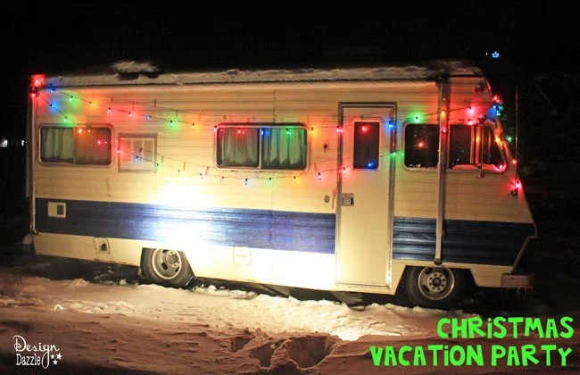 Christmas Vacation Party Griswold Style Design Dazzle
