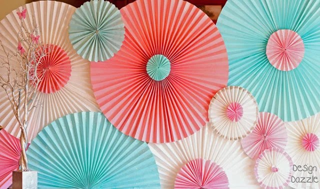15+ Awesome DIY Party Backdrops