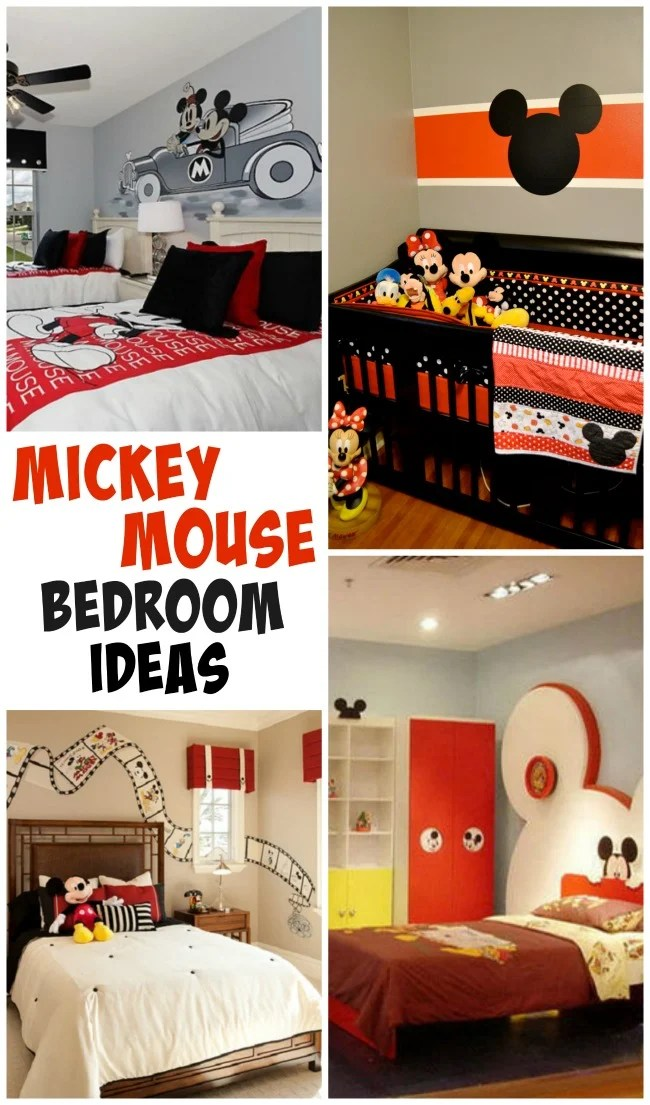 Mickey Room Ideas Design Dazzle
