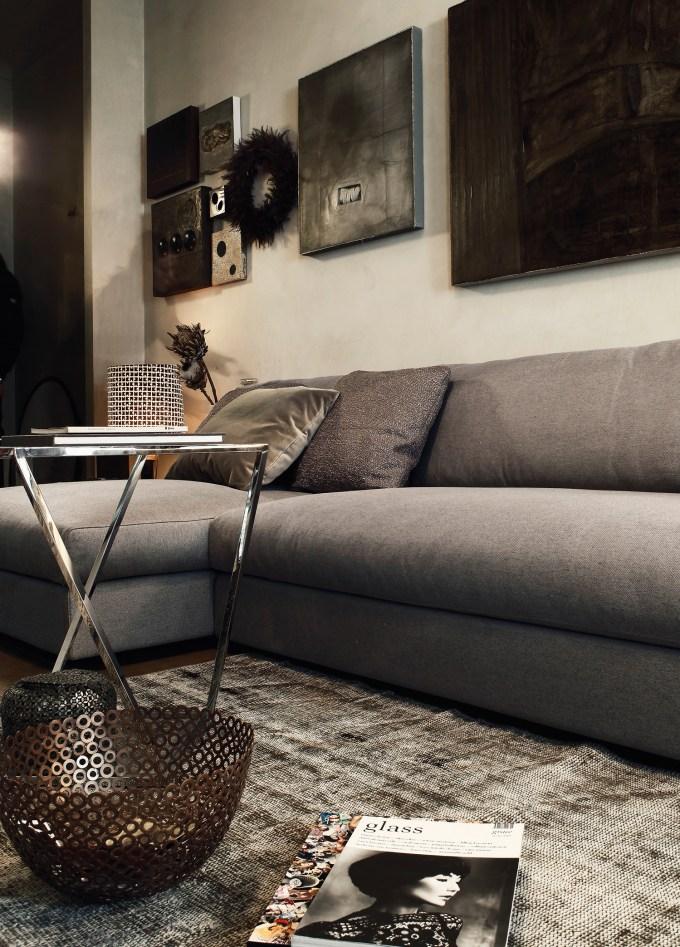 Ausgezeichnet Design Sofa Plat Von Arketipo Mit Integriertem Regal ...