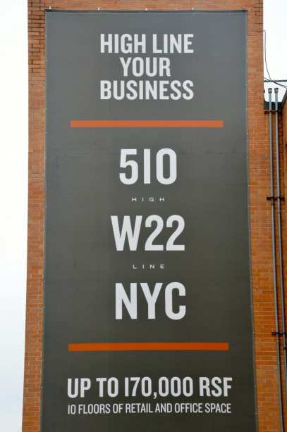High Line Your Business