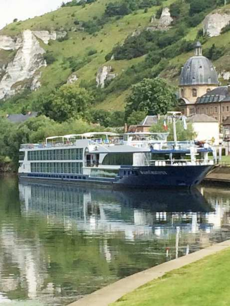 Cruising in France