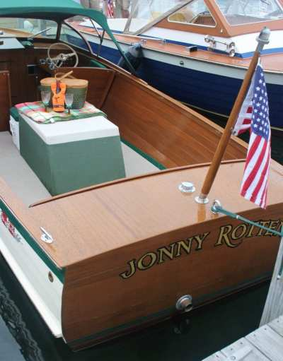 Hesse Antique Wooden Boat Show