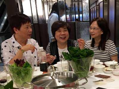 Hong Kong Aunties