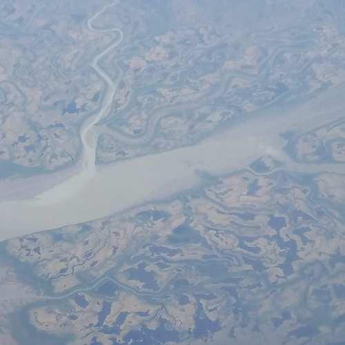 Mudflats & river/lake/ponds