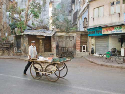 Ahmedabad Old Streets