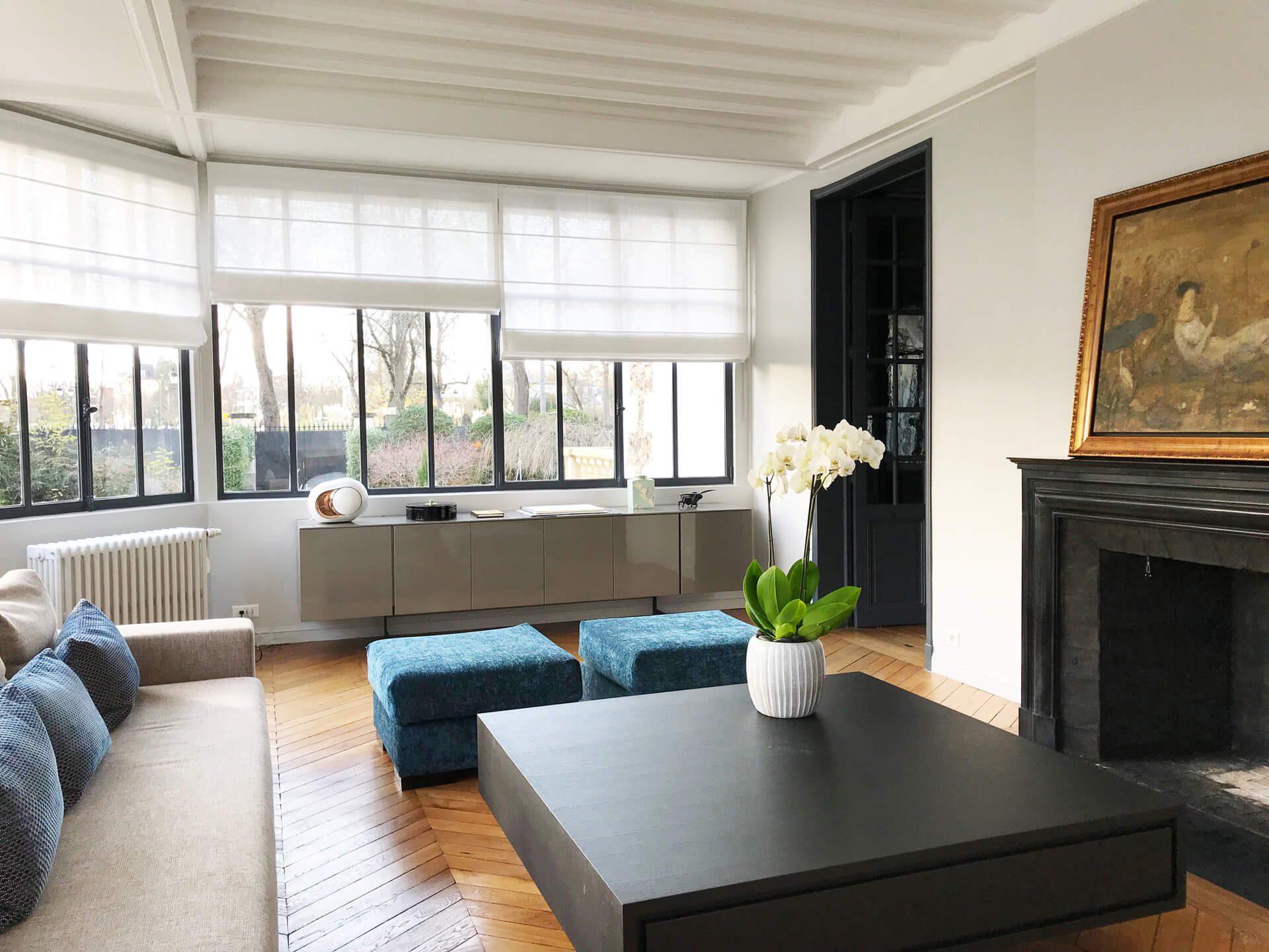 Maison De Maitre Design D Interieur Decoration Architecture Interieure