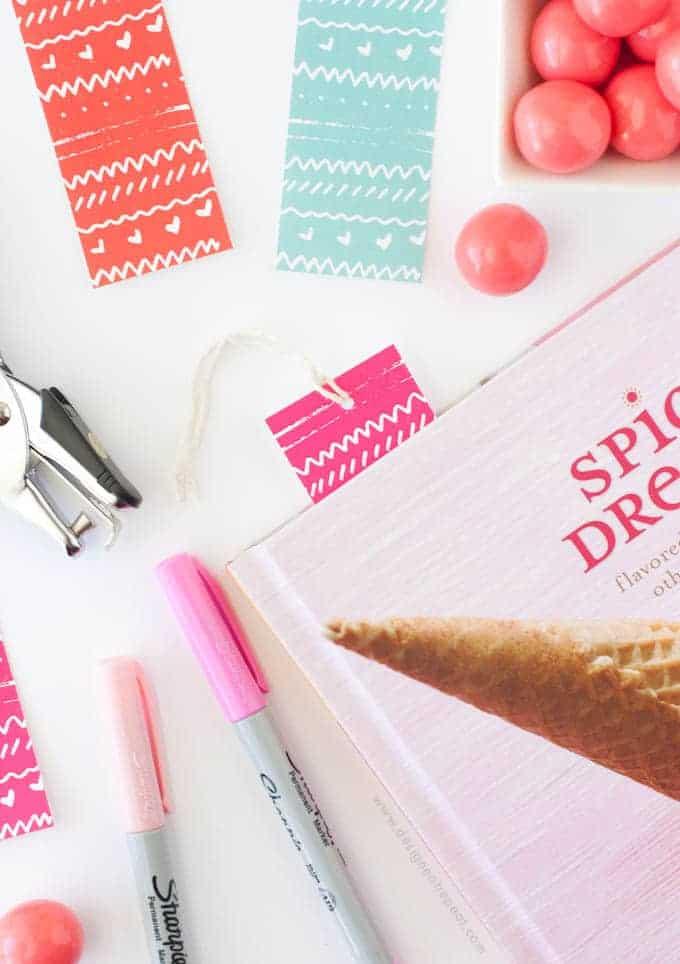 Free Printable Bookmarks | Download at Design Eat Repeat