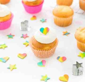 How To Make Rainbow Homemade Sprinkles