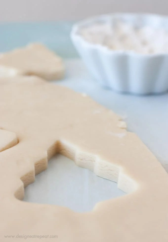 Perfect Cut Out Sugar Cookies