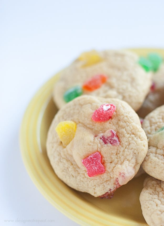 Sour Patch Kids Cookies!