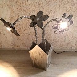 Flower Lamp 2