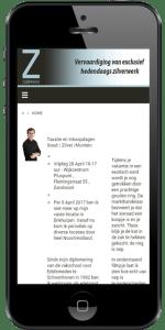 Iphone afbeelding Zilverpakhuis