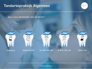 Campagne DentalDisplay