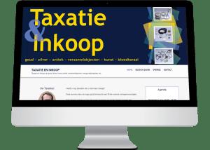 Taxatie en Inkoop iMac