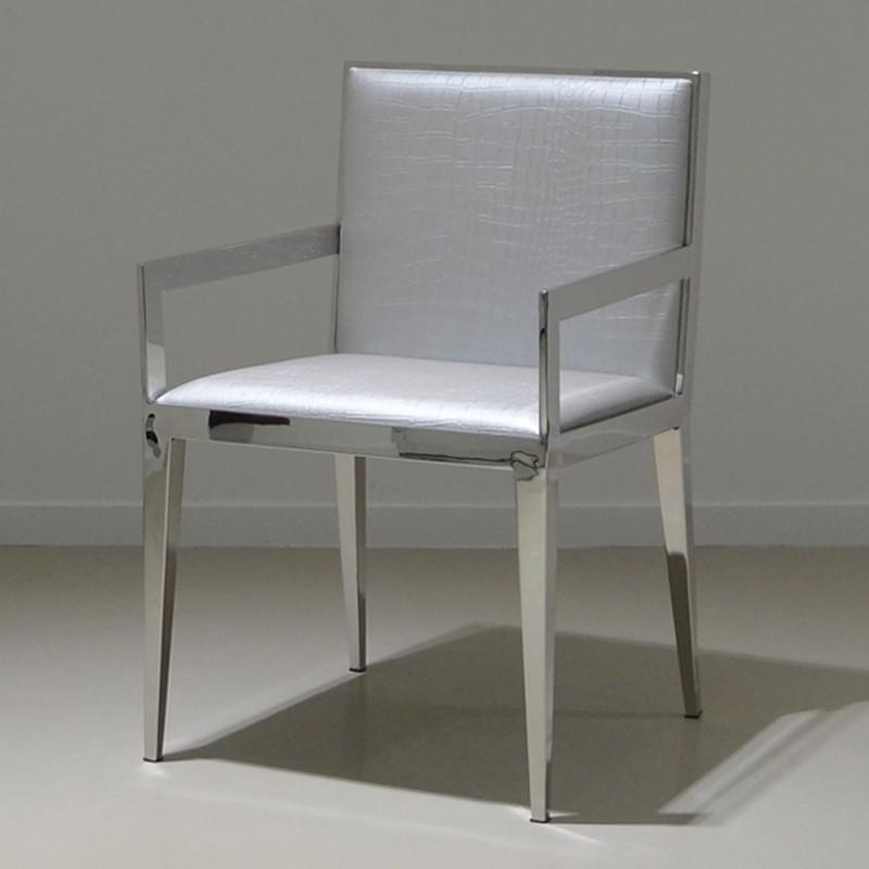chaise en inox arche a prix d usine designement