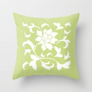 oriental-flower-daiquiri-green-pillows-1