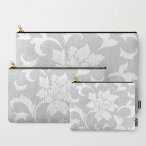 oriental-flower-silver-carry-all-pouches