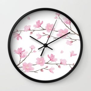 cherry-blossom297093-wall-clocks (2)