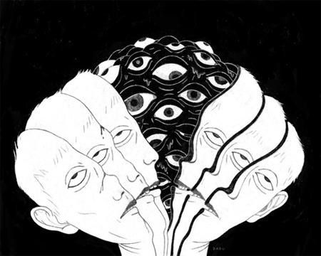 Illustrations By Dadu Shin