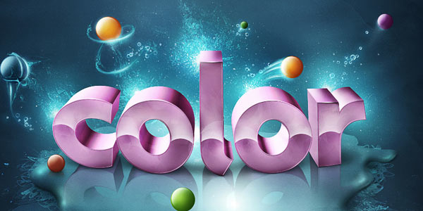 Cool 3D Effect In Photoshop