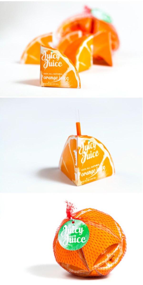 paquetes de jugo