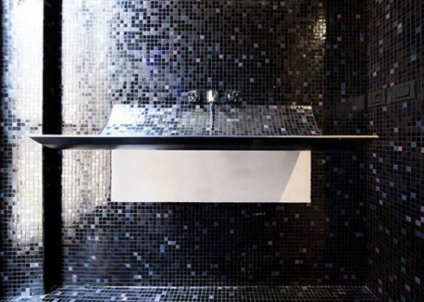 Lavabo azulejo Mosaico