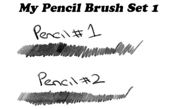 My 1st Pencil set