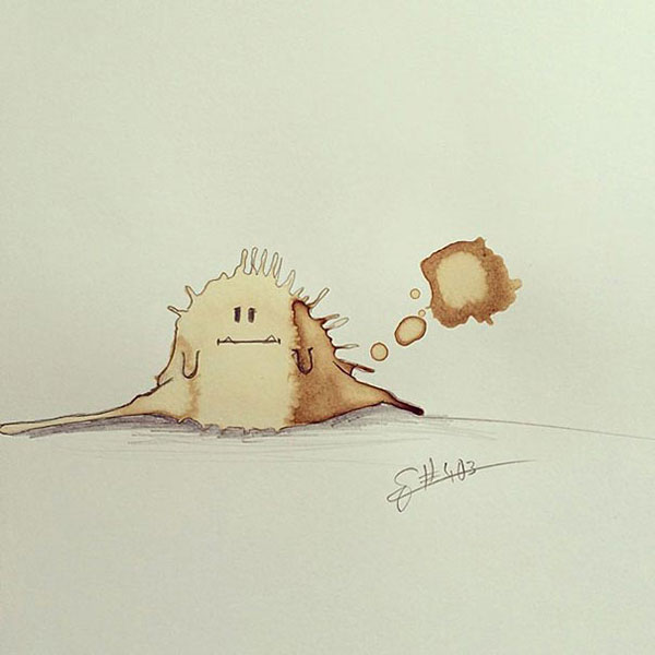 coffee-mancha-Doodle-monstruos-coffeemonsters-stefan-kuhnigk60