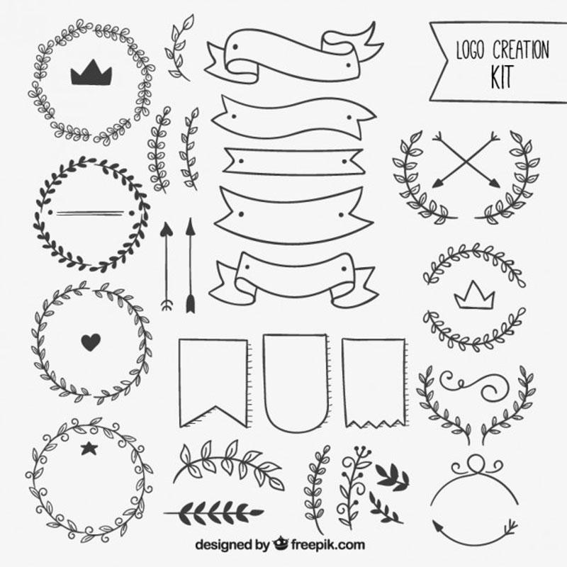hand-drawn-logo-creation-kit_23-2147528554