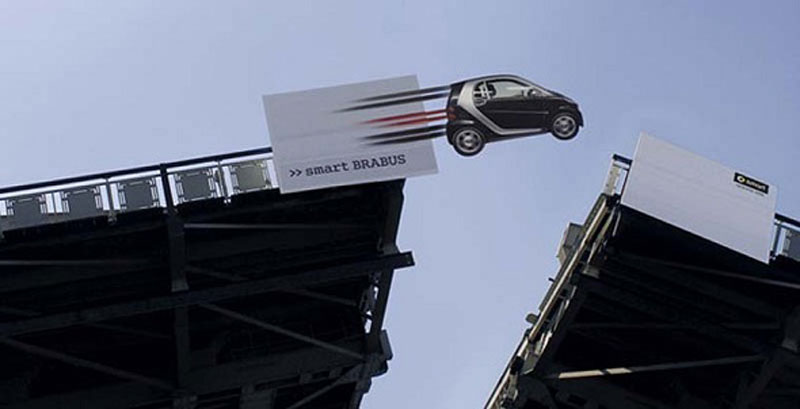 A Collection Of Fun And Creative Billboard Ads